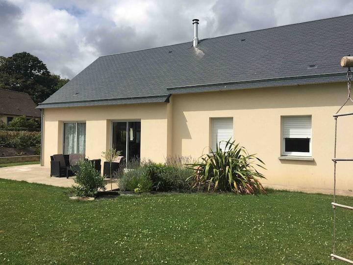 Maison entière au cœur du Cotentin à VALOGNES