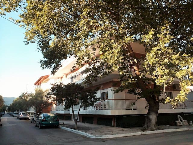 Asprovalta,Apartments Pantazis,cozy,fully equipped - Asprovalta - Apartemen