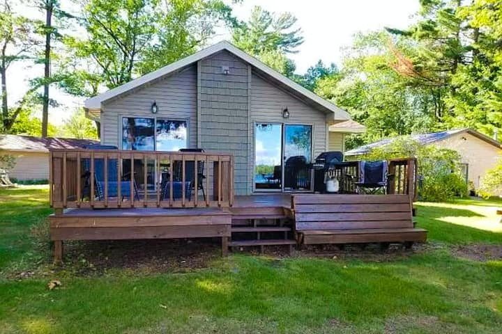 Dog-Friendly Lakefront Home w/Free WiFi, Dock, Private Washer/Dryer, & Firepit