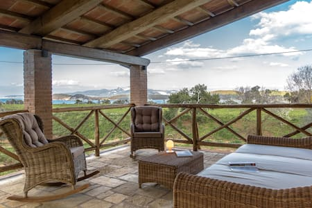 Sea view suite in Baratti Bay - Baratti - Bed & Breakfast