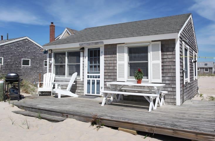 Cozy Cape Cottage on Private Beach