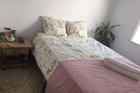 Tranquilidad a las afueras, quiet flat in valencia - Apartamento