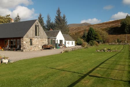 Highland base & rural retreat