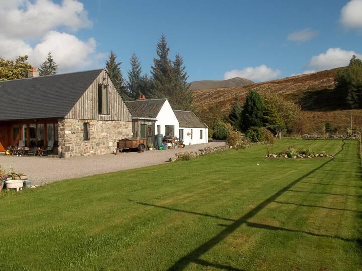 Highland base & rural retreat
