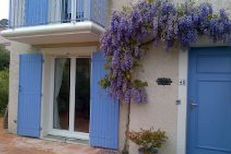 TWO BEDROOM HOUSE WITH SHARED POOL, PEZENAS - Pézenas - Talo