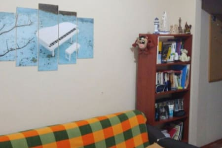 Safe,clean,hospitable,central like grandma's home - Çankaya - Appartement