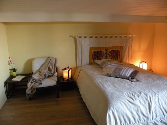 wolny, petit appartement calme proche de la ville