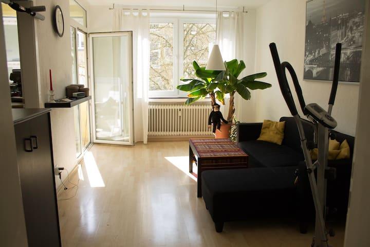 Sonnige Wohnung sucht Bewohner:) - Dortmund  - Appartement