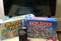 I have a selection of board and card games for those of you who enjoy a little more old fashioned game time fun.