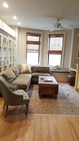 Lovely Hoboken Apartment on Washington Street! - Hoboken