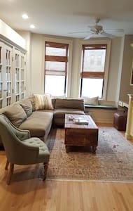 Lovely Hoboken Apartment on Washington Street! - Hoboken - Leilighet