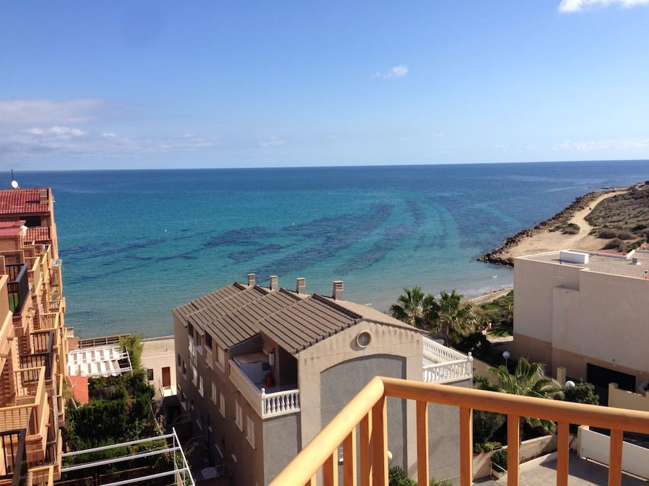Views from the highest balcony