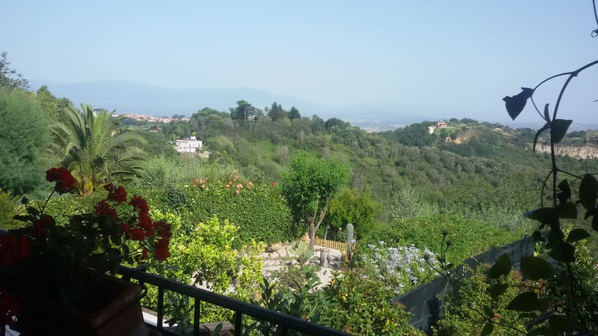 Valle del Cuore Relaxing  with stunning views - Valvacera - Villa