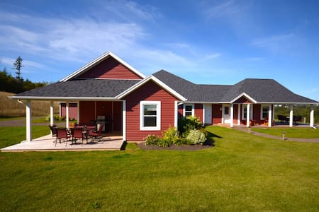 The Gables of PEI Resort Luxury Villas - Green Gables