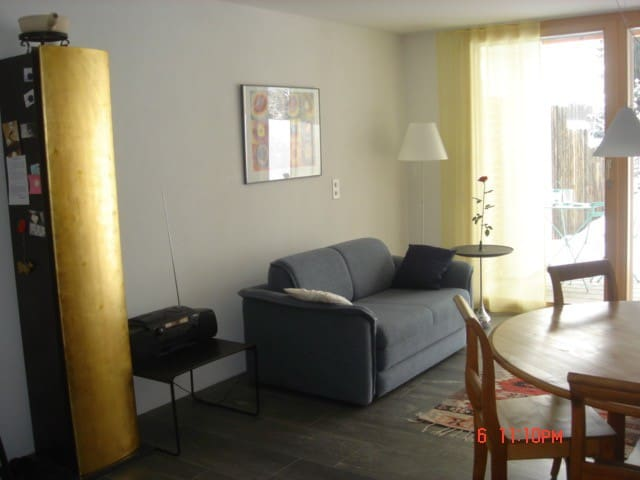 ruhiges, modernes, Appartement, Flimser Sonnenhang - Flims - Apartment
