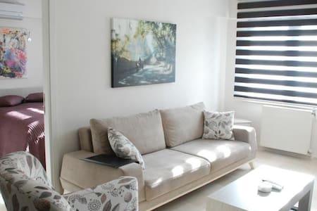 Modern Flats with frontdesk service - Bursa