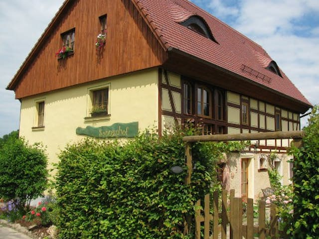 Ferienwohnung Sonnenhof - Colditz - Apartamento
