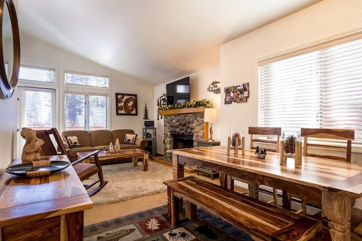 Wonderful McCloud 1 Bedroom! - Walk to Lake Tahoe