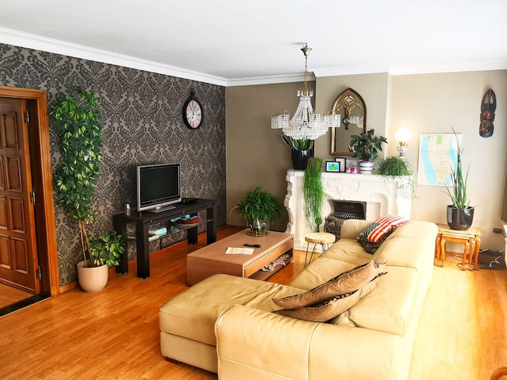Room in apartment in Meerhout (BE) center