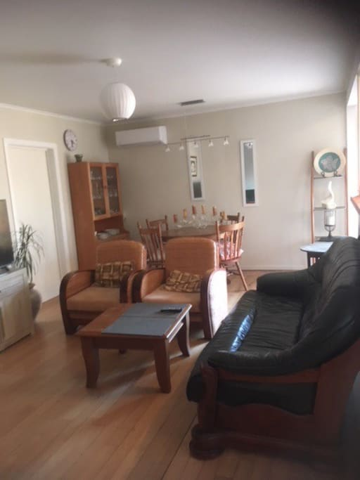 Shared space - Lounge/Dining Area