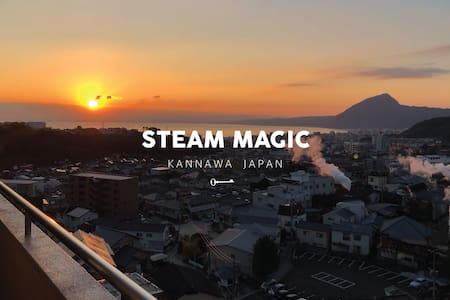 STEAM MAGIC ROOM III* Free PARK* mWiFi* 8p* VIEW++