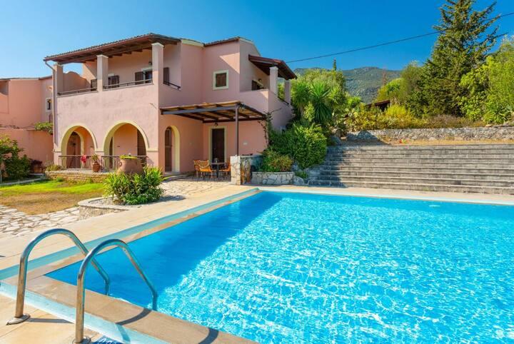 Villa Luisa - Corfu