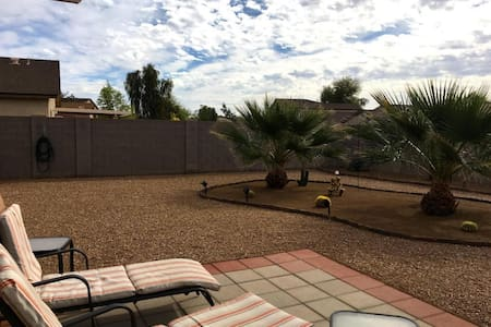 Desert Bungalow - San Tan Valley - Hus