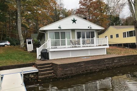 Lakefront Living on Northwood Lake