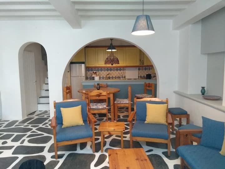 Nikos & Efi Fabrica Residence