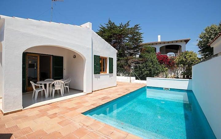 Villa de 3 dormitorios con piscina privada
