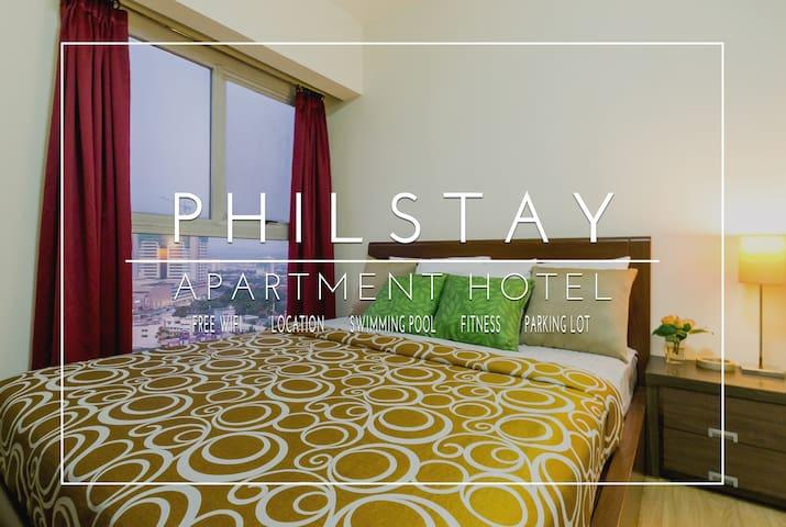 Ph Philstay Apartment Studio Type 1815