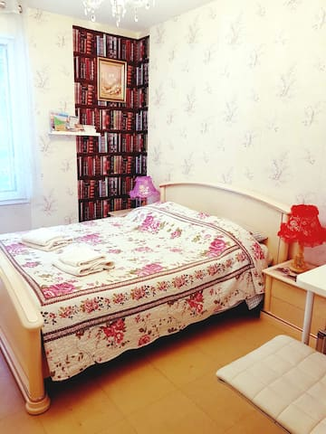 1 ROOM Private just 10mn Train Airport 18 mn PARIS