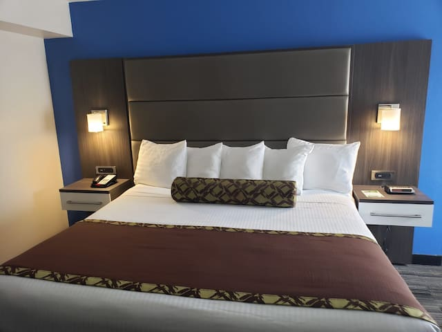 Alexis Inn and Suites, King Suite
