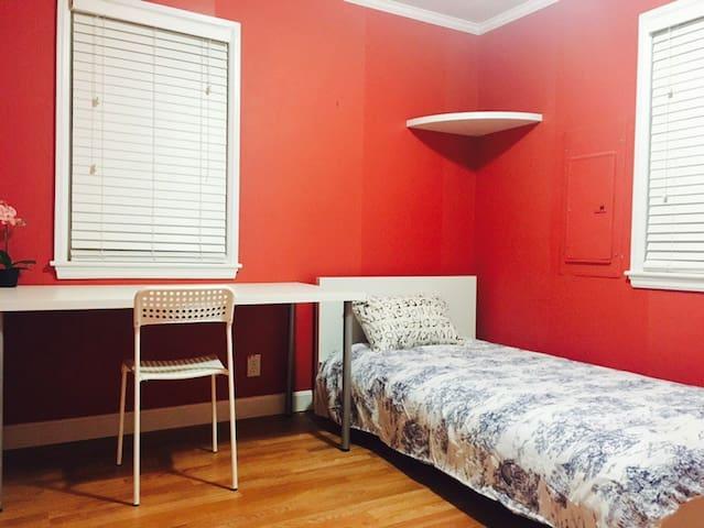 Newton Single Bedroom - Newton - Maison