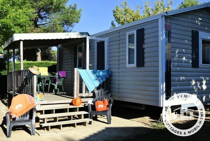 Cottage Florès Confort 3 Pièces 4/6 Personnes + TV 161851