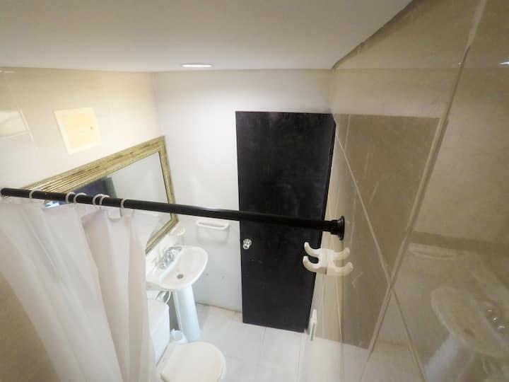 Habitación Doble en Casa Hotel Brisas del mar