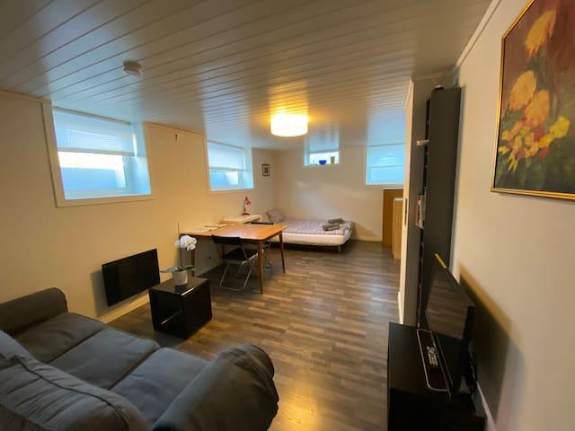 Strømmen close to Oslo & Lillestrøm