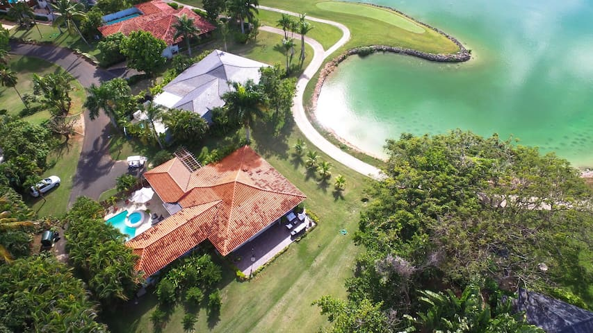Golf Villa 3 Bedrooms at Casa de Campo.