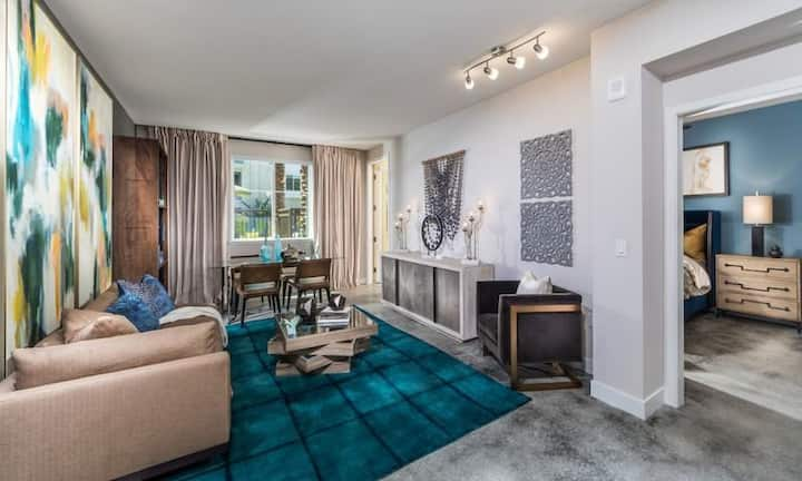 Entire apartment for you | 1BR in Huntington Beach
