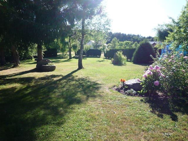 Maison à Prunières (proche du Malzieu) 10 min A75 - Le Malzieu-Ville - Casa