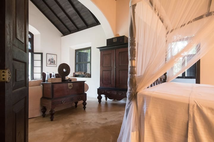 Galle Henna Estate, comfy room - A/C - Galle