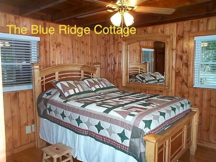 Mountain Aire Cottages & Inn - The Blue Ridge Cottage