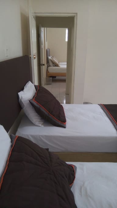 Expandable accommodations. Book adjoining room