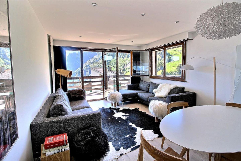 Meuble Salle De Bain Cmr ~ joli appartement ski in aux crosets avec 2 chambres 2 salles de