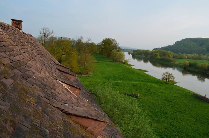 Ferienwohnung Alter Weserhof Forst
