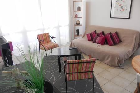 Logement de 53m2 dans une résidence calme - Saint-Brieuc - Byt