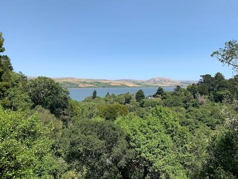 Captain's Cabin - Tomales Bay views