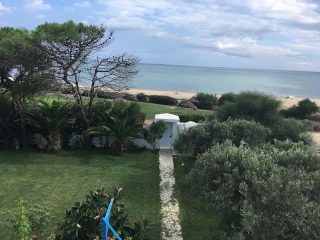 Un coin de Paradis front de mer à Nabeul