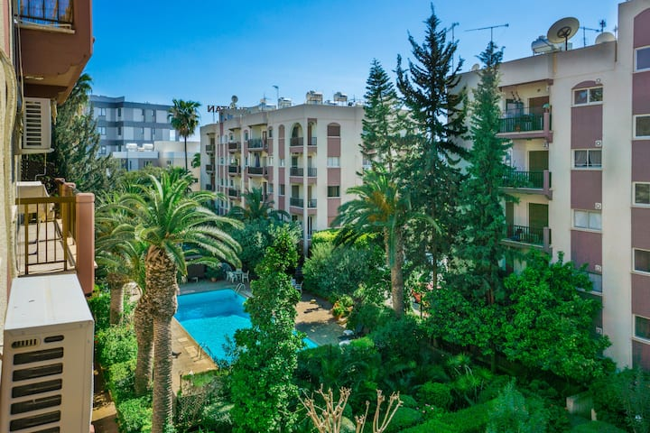 Cozy apartment in Limassol