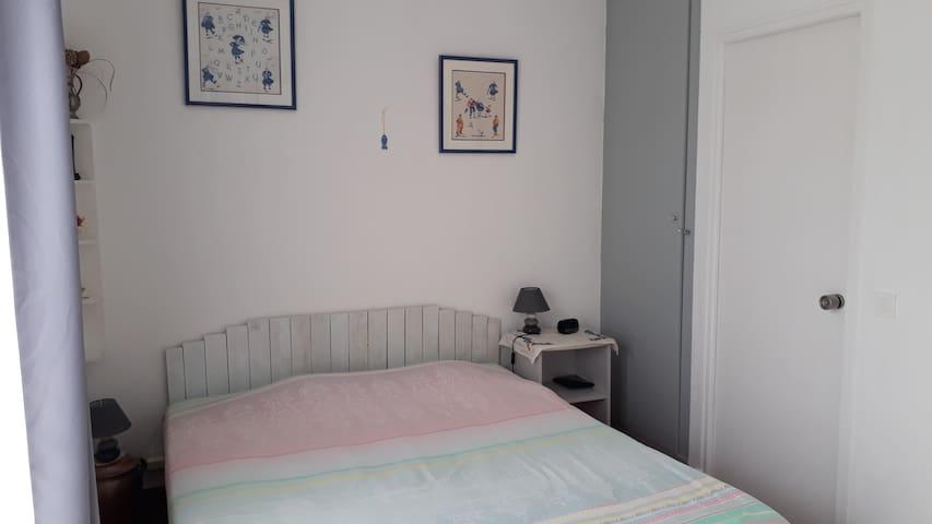 Chambre, lit 160X200